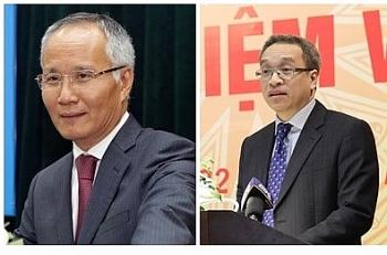 Thủ tướng bổ nhiệm lại Thứ trưởng Bộ Công thương, Bộ Thông tin và Truyền thông