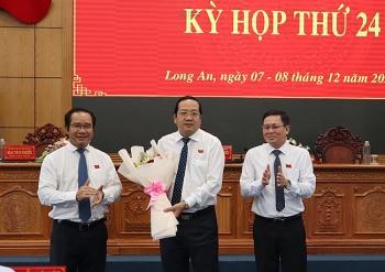 Tiến sĩ 48 tuổi được bầu làm Phó Chủ tịch UBND tỉnh Long An