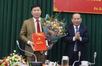Hòa Bình, Nghệ An, Quảng Nam bổ nhiệm nhân sự, lãnh đạo mới