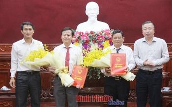 Bổ nhiệm nhân sự mới tại Đà Nẵng, Bình Phước