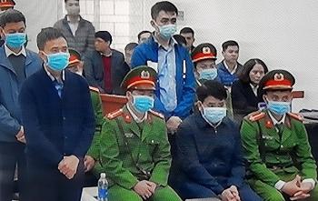 Cựu Chủ tịch TP. Hà Nội Nguyễn Đức Chung lĩnh án 5 năm tù