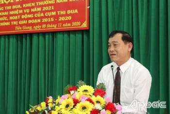 Chân dung ông Nguyễn Văn Vĩnh - tân Chủ tịch UBND tỉnh Tiền Giang