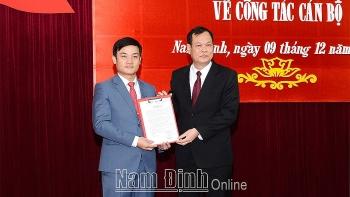 Lạng Sơn, Điện Biên, Nam Định bổ nhiệm nhân sự, lãnh đạo mới