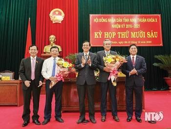 Ninh Thuận: Chánh Văn phòng UBND tỉnh được bầu làm Phó Chủ tịch tỉnh