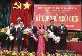 Bà Rịa - Vũng Tàu có tân Phó Chủ tịch tỉnh 48 tuổi