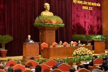 Biểu quyết giới thiệu nhân sự Bộ Chính trị, Ban Bí thư khóa XIII