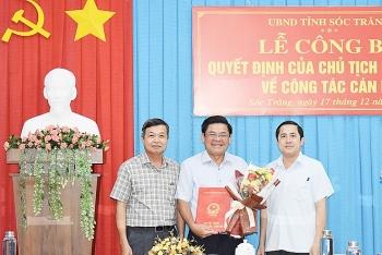 Tin bổ nhiệm lãnh đạo mới Lào Cai, Sóc Trăng, TP.HCM