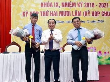 Tân Phó Chủ tịch tỉnh Kiên Giang vừa đắc cử là ai?