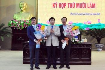 Hưng Yên, Hà Tĩnh, Thừa Thiên - Huế bổ nhiệm lãnh đạo mới