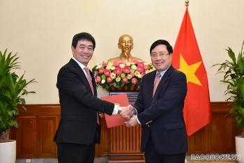 Bổ nhiệm lãnh đạo mới Bộ Ngoại giao, Văn phòng Chính phủ