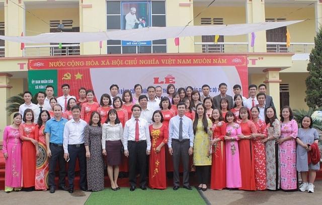 phu tho truong thcs van linh no luc xay dung truong chuan quoc gia