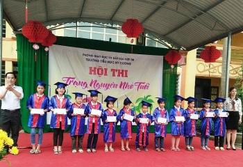 Phú Thọ: Trường Tiểu học Hy Cương tích cực đổi mới phương pháp tổ chức dạy học