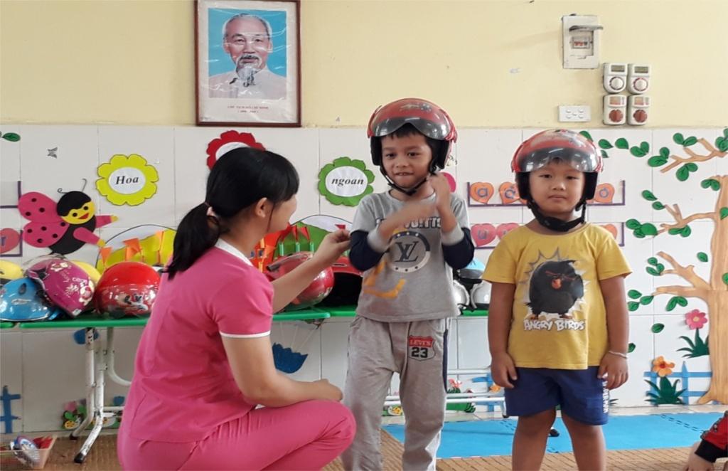 nhieu vi pham day ky nang song tai thien tuong kids vinh phuc