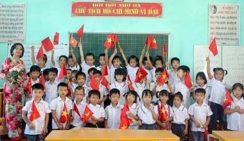 Hiệu quả bước đầu từ Chương trình giáo dục phổ thông mới tại huyện Phù Ninh