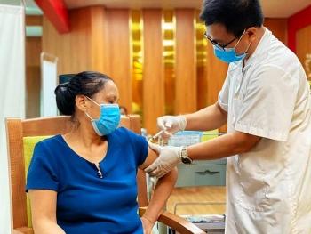 Tỉnh Phú Thọ đã hoàn thành tiêm vắc xin Covid-19 đợt 2 năm 2021