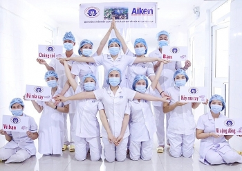Bệnh viện đa khoa tỉnh Phú Thọ: Bệnh viện an toàn trong phòng, chống dịch Covid-19