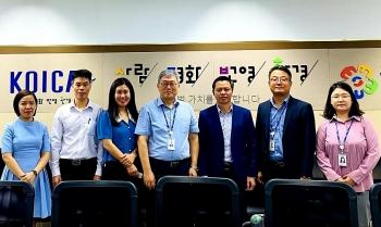 Cuộc thi tiếng Hàn Quốc lần thứ I - Phú Thọ 2021: Lan tỏa thông điệp hữu nghị Việt Nam - Hàn Quốc