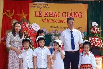 Trường Tiểu học thị trấn Yên Lạc: Đổi mới phương pháp dạy học lấy học sinh làm trung tâm