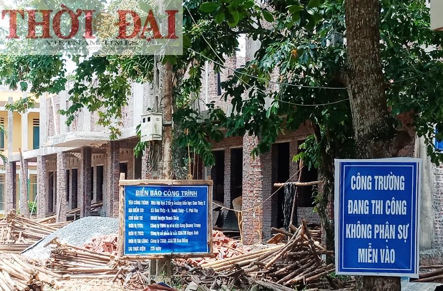 Phú Thọ: Huyện Thanh Thủy thực hiện tốt công tác đấu thầu