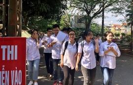 Phú Thọ: Hơn 13.000 thí sinh đăng ký dự thi tuyển sinh lớp 10 THPT năm học 2020 - 2021