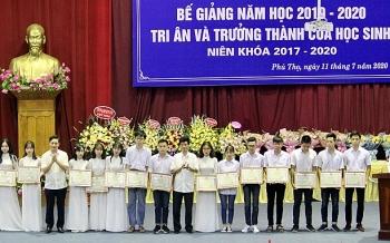 """Phú Thọ: Trường THPT Chuyên Hùng Vương """"Lá cờ đầu"""" ngành giáo dục đất Tổ"""