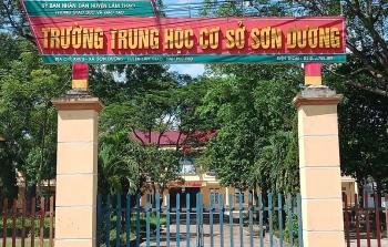 Phú Thọ: Trường học tại huyện Lâm Thao thực hiện tốt việc dạy học và thu học phí