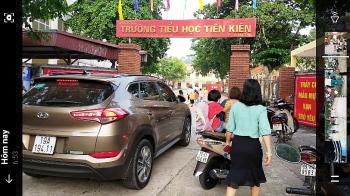 Trường TH Hà Thạch và TH Tiên Kiên tích cực dạy học kỹ năng sống cho HS lớp 1