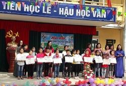 truong tieu hoc va thcs trung my san sang don chao nam hoc moi 2019 2020