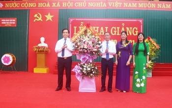 Phú Thọ: Hơn 27 nghìn học sinh huyện Lâm Thao vui hân hoan Khai giảng năm học 2020 - 2021