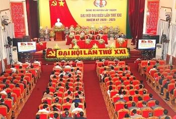 Vĩnh Phúc: Thực hiện tốt công tác chuẩn bị Đại hội Đảng bộ Tỉnh nhiệm kỳ 2020 - 2025
