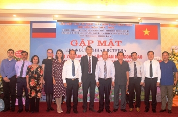 Vĩnh Phúc: Kỷ niệm 70 năm thiết lập quan hệ ngoại giao Việt Nam – Liên bang Nga