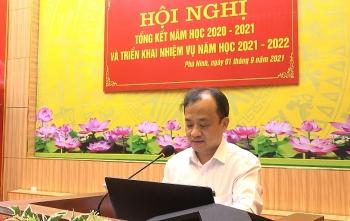 Các trường học huyện Phù Ninh sẵn sàng đón học sinh vào năm học mới 2021 - 2022