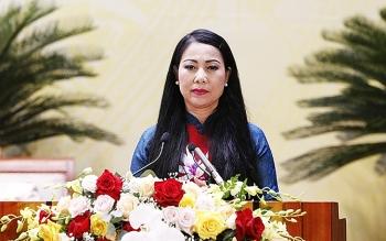 Bà Hoàng Thị Thúy Lan tái đắc cử Bí thư Tỉnh ủy Vĩnh Phúc nhiệm kỳ 2020 - 2025
