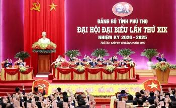 Phú Thọ: Khai mạc Đại hội Đảng bộ tỉnh Phú Thọ nhiệm kỳ 2020 - 2025
