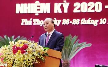 Thủ tướng Nguyễn Xuân Phúc: Phú Thọ cần đưa du lịch trở thành một phần kinh tế mũi nhọn