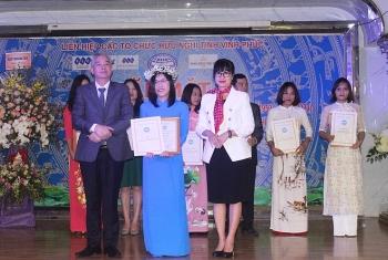Gần 7.500 bài dự thi tìm hiểu về Liên hiệp các tổ chức hữu nghị Việt Nam tại Vĩnh Phúc