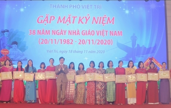 Phú Thọ: TP Việt Trì xác định phát triển giáo dục là nhiệm vụ trọng tâm