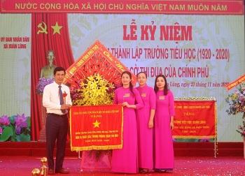 Phú Thọ: Trường Tiểu học Xuân Lũng 100 năm xây dựng và phát triển