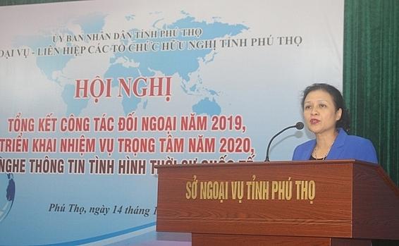 vien tro phi chinh phu nuoc ngoai tai tinh phu tho nam 2019 uoc dat 25 trieu usd