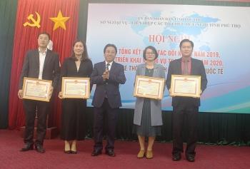 phi chinh phu nuoc ngoai vien tro 25 trieu usd cho tinh phu tho trong nam 2019