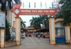 Phú Thọ: Trường Tiểu học Cao Mại có thực hiện tốt các khoản thu?