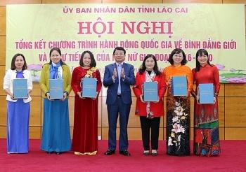 Lào Cai: tăng cường sự tham gia của phụ nữ vào các vị trí quản lý, lãnh đạo
