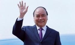 thu tuong nguyen xuan phuc len duong tham chinh thuc nga na uy thuy dien