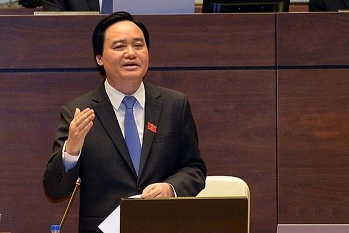 Bộ trưởng Phùng Xuân Nhạ nói gì về thông tin 1 tỷ/suất nâng điểm ở ...