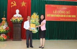 chuyen la o so cong thuong thanh hoa gan 5 nam la chuyen vien chinh moi di hoc chung chi chuyen vien chinh