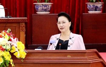 Chủ tịch Quốc hội: Cần Thơ giữ vai trò trung tâm động lực phát triển Đồng bằng sông Cửu Long