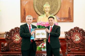 Ông Hanif Salim đề xuất mở đường bay trực tiếp từ Cần Thơ đến Indonesia