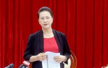 Chủ tịch Quốc hội: Tạo điều kiện thuận lợi nhất cho người dân trên đảo xa đi bầu cử