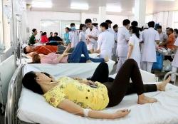 Cần Thơ: Hàng chục công nhân SeaVina nhập viện vì ngộ độc khí gas