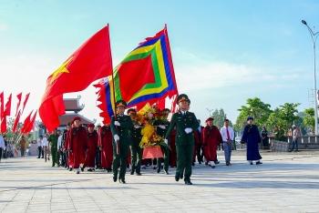 Thiêng liêng lễ Giỗ Tổ Hùng Vương trên mảnh đất miền Tây